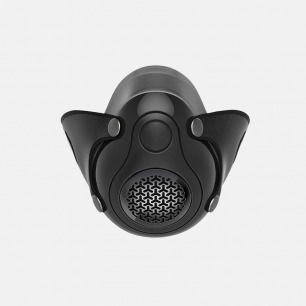 AIRMOTION 德国过滤防雾霾口罩 | 超强密闭5层防护 抗过敏硅胶紧贴合【多色可选】
