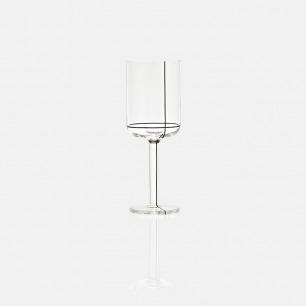 北欧白葡萄酒杯 | 晶莹剔透 线条优美