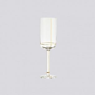 北欧金线玻璃杯   | 制作精美 两款可选