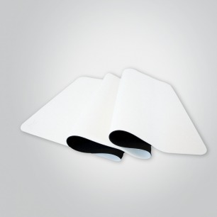 4.5mm天然橡胶瑜伽垫 珍珠白