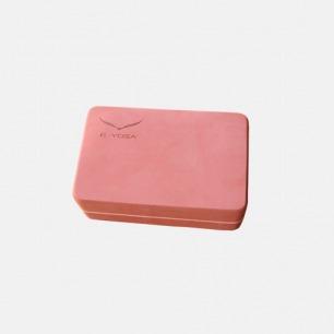 高密度TPE瑜伽砖 | 瑜伽辅助器 安全环保