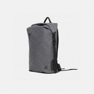 【KNOMO】CronwellRoll Top Backpack高密度压缩背板 防水防尘多功能双肩包