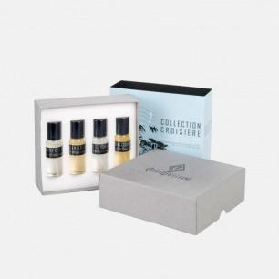 法国最酷独立调香师出品 COFFRET CROSIERE【1&2】 邮轮系列香水套装【8只套装】