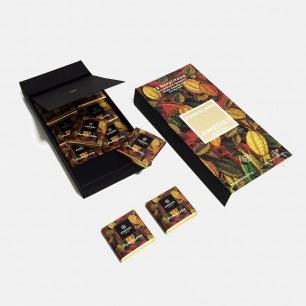 意大利Amedei Porcelana 70%黑巧克力限量单片礼盒