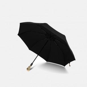 Bleach骷髅头三折雨伞