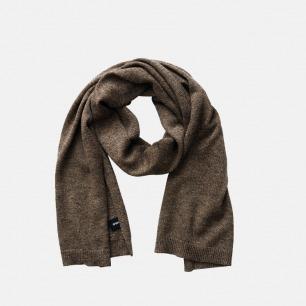 美丽诺羊毛围巾披肩 春秋冬季加厚长款 保暖纯羊毛