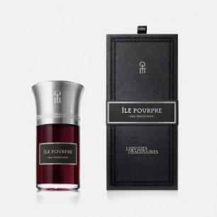 生姜与无花果香气-绛红之岛 | 法国古典小众沙龙香品牌