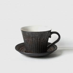 复古铁锈釉陶瓷咖啡杯 | 重温美好事物 传统年代感