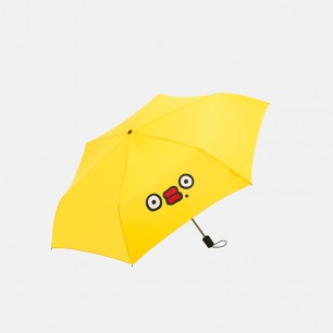 三折晴雨伞 | 晴天使用: UPF50+ 防紫外线达到99%  雨天使用:超泼水,一甩即干【两色可选】