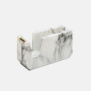时尚胶带座 | 大理石纹系列 电镀金锯齿刀片 锋利耐腐蚀