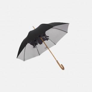 幸运狗枫木直杆伞 | 狗狗的忠诚陪伴
