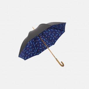 万花筒枫木直杆伞 |  在不断变幻和未知的路途行走