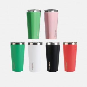Tumbler 不锈钢真空宽口杯 | 荣获红点奖保持饮品最佳品尝温度 升级你的随手杯【多色可选 450ml】