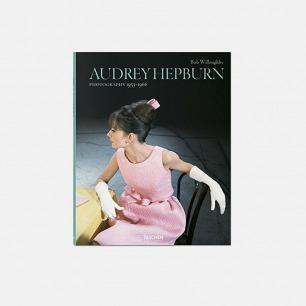 奥黛丽赫本相集   堕入凡间的天使 Audrey Hepburn. Photographs 1953-1966
