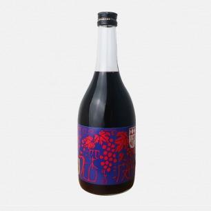 深受日本年轻人喜爱的葡萄甜香酒 | 来自小鼓西山丹波深山