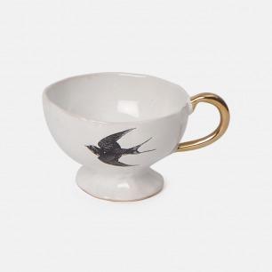 爱丽丝系列燕子茶杯 | 巴洛克的奢华带进日常生活