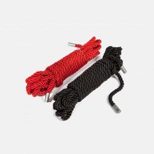 挑逗捆绑束缚绳子 | 尼龙材质 皆是安全 光滑不伤肤 【2个装】