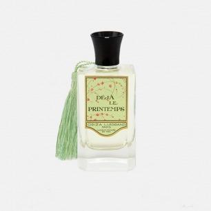 春日新鲜花草气息香水 | 三百年调香历史的皇家定制香水