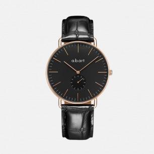 时尚潮流 | 瑞士手表石英表 黑表盘