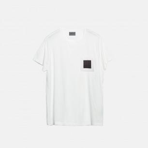 手工刺绣款T恤 | 100%优质纯棉 柔软透爽【两色节选】