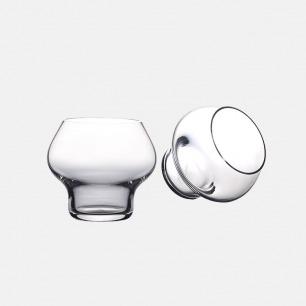SPRING清泉玻璃杯套装 | 丹麦最著名建筑设计师Jørn Utzon设计 世界一流工匠手工吹制