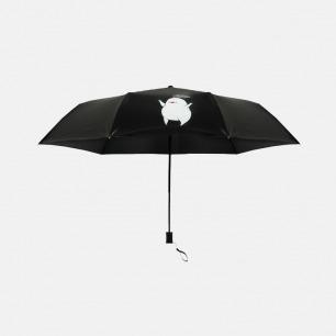 【I CAN】三折黑胶伞 | 设计师联名系列 迷你便携 强效防晒