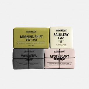 天然手工皂 | 100% 天然植物性皂基