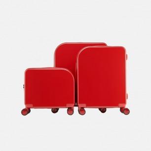 年轻人的潮拍旅行箱   中央美院新锐设计师设计