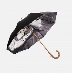蒙娜丽莎系列木柄伞-双生 | 探索卢浮宫秘事