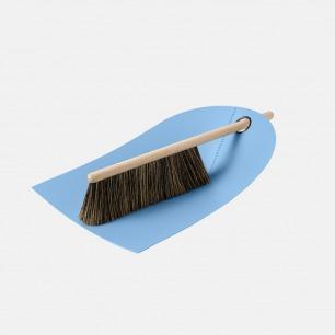 手持簸箕及毛刷套件 | 天然鬃刷 轻松扫得一尘不染