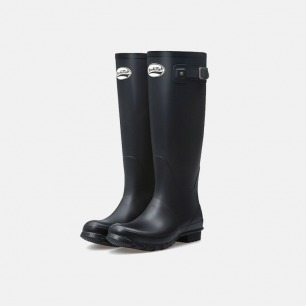 经典威灵顿高筒哑光雨靴   百年英伦精湛技艺 修饰完美腿型