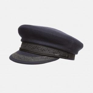 深蓝法式海军帽 | 7个工作日发货