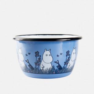 姆明系列小号搪瓷儿童碗 | 品味美食的同时体验童真乐趣