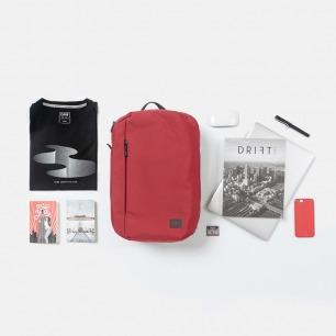 旅行达人推荐的双肩包 | 秒速扩展10升容量 特能装