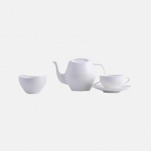 白瓷茶具 FJ Essence系列 | 重现Finn Juhl独特设计美学