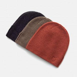复古羊毛冷帽-男女同款 | 原创设计 100%澳洲精纺羊毛【三色可选】