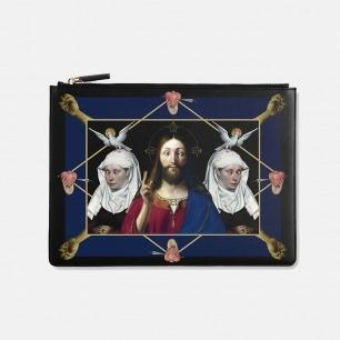 西方经典主题手包-耶稣 | HUXI × 赵一浅系列【两色可选】