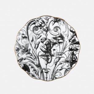 哥特主题圆盘-猴子 | 古典风格之美