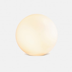 Kiia 时尚圆球台灯 | 磨砂质感 纯手工打造玻璃灯罩