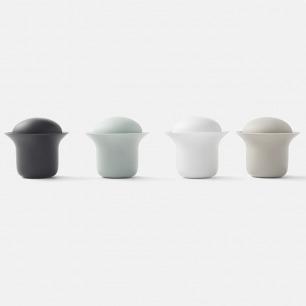 卵石系列 对杯套装 | 日本设计师佐藤大设计【多色可选】