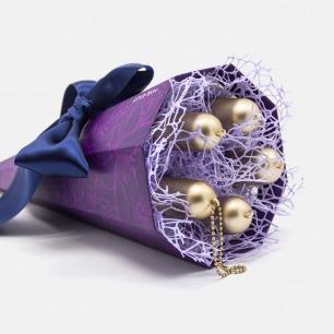 情人节花束指甲油套组 | 紫外光限量色 5款浪漫指彩