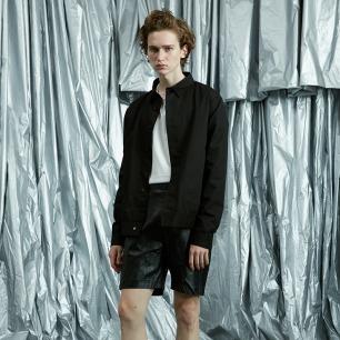 独立设计师品牌衬衫外套 | 精纺天丝宽松 原创设计