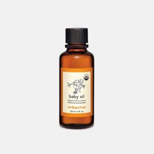 有机宝宝润肤油 125ml   纯天然精油精油配方