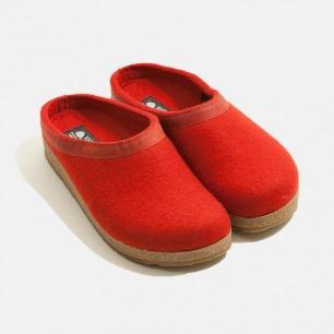 德国100%羊毛毡家居鞋拖鞋 | 轻便保暖 光脚也舒适 可机洗