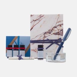 城市钢笔礼盒+墨水礼盒 | 兼具颜值与实用性【多款多色】