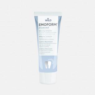 瑞士进口美白牙膏 | 每支含2克拉钻石粉 焕白护龈防蛀