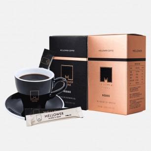 麦小姐隆先生即溶黑咖啡   组合搭配40杯装 更实惠更浓郁
