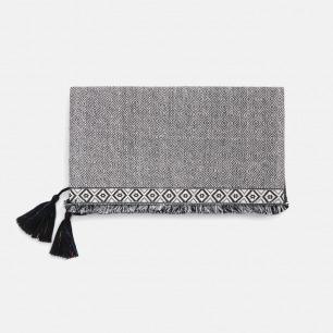 烟灰手拿包 | 折叠式包体设计 便于携带收纳