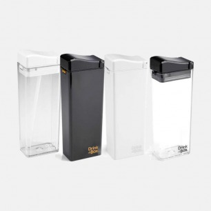 Uniqu吸管杯355ml | 加拿大专利设计 100%防漏