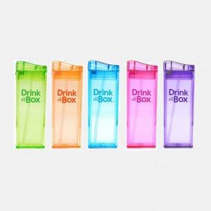便携管杯果汁盒355ml | 防漏100分 坚固防摔 多色可选